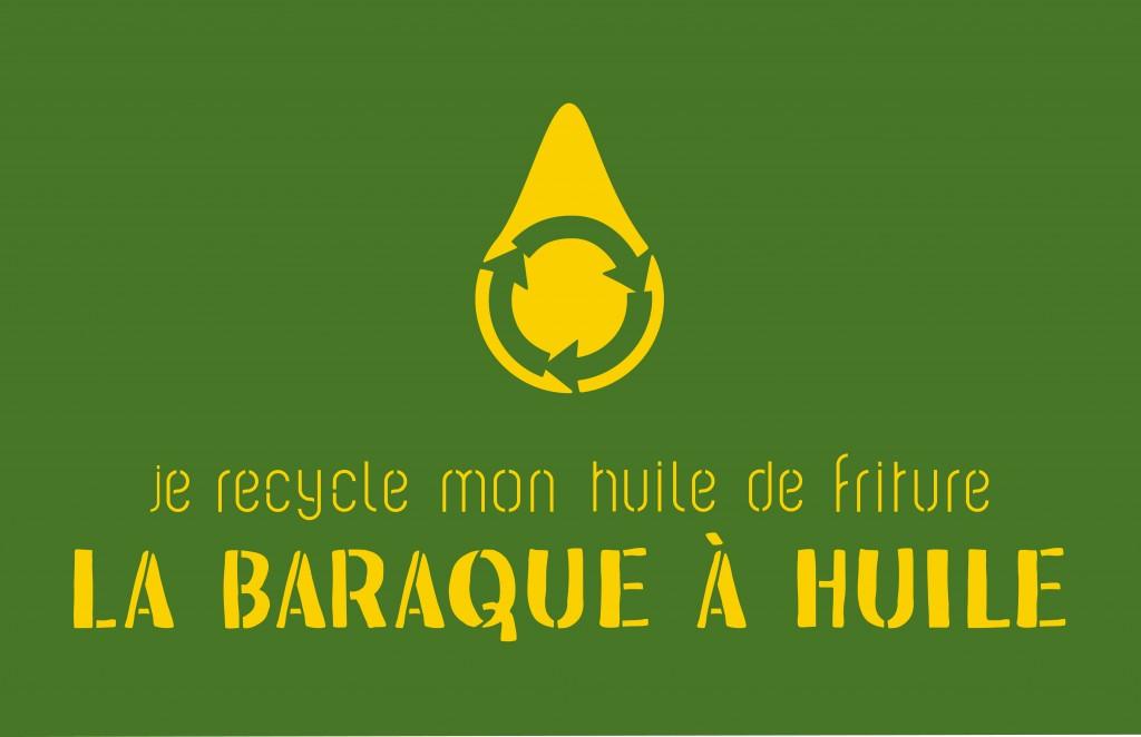 La Baraque à HuileⓇ Je recycle mon huile de friture