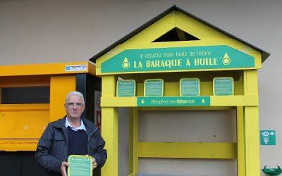 Inauguration de la Baraque à Huile à Ambérieu-en-Bugey