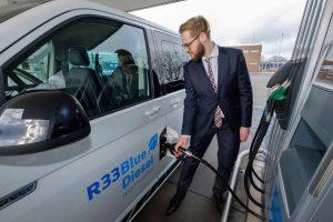 Nouveau bio diesel de Volkswagen