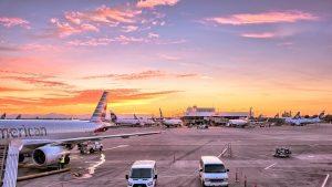 De l'huile de friture pour les avions